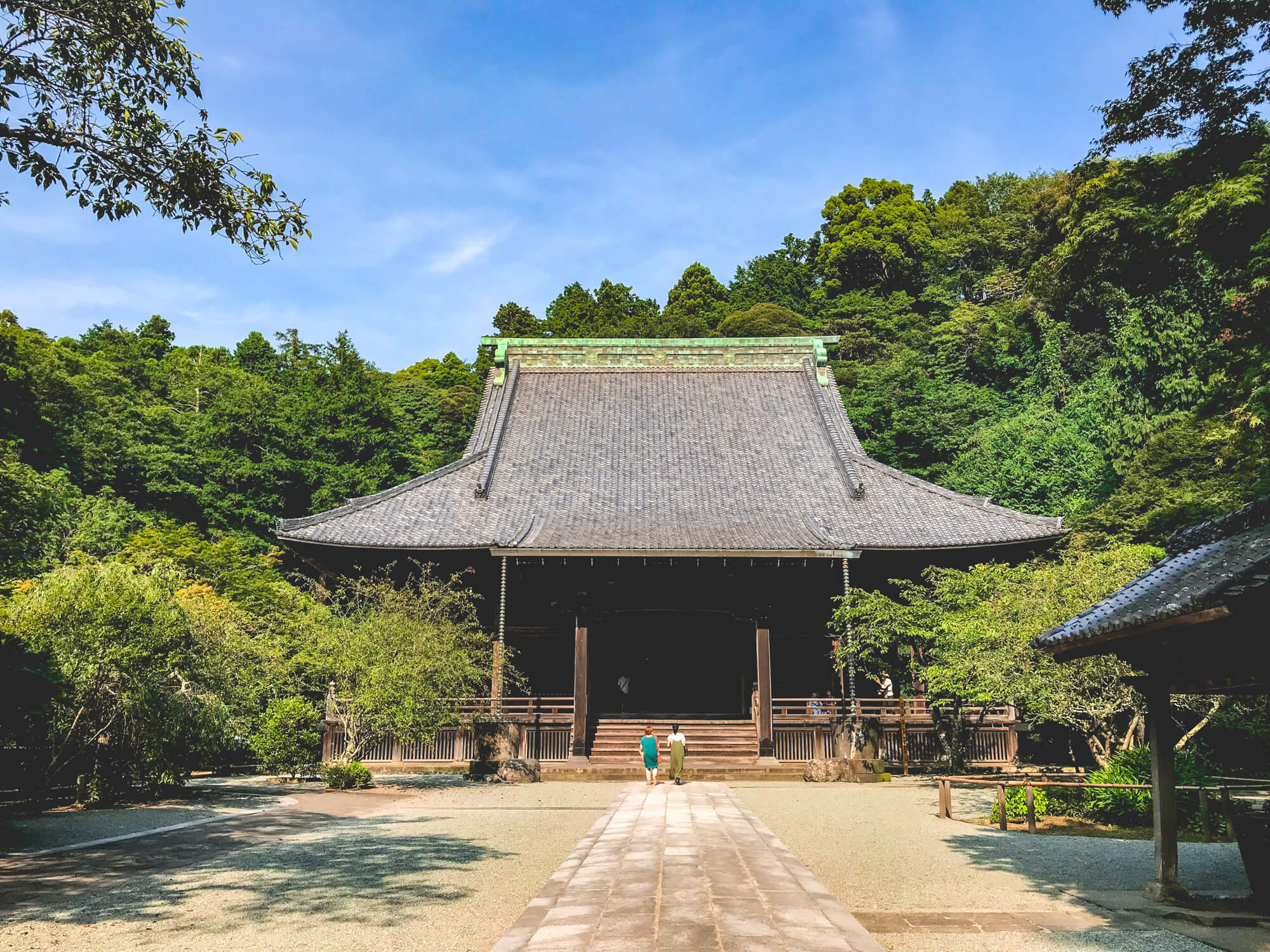 口コミで回るひとり旅Vol.1 鎌倉 妙本寺 by写真家 藤原浩さん