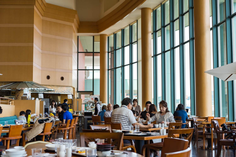 【グランドパーク小樽 口コミ】アクセス良し!朝食良し!起き抜けの港が気持ちいい小樽のホテル