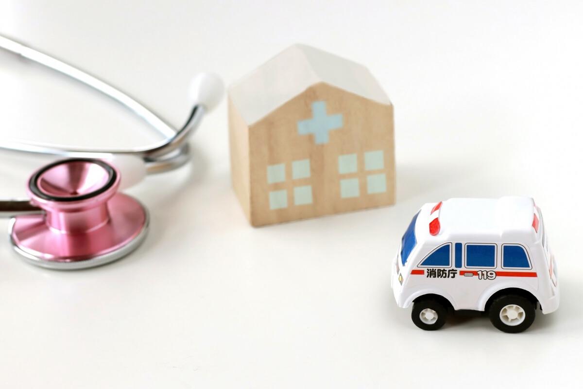 【はじめての入院】救急車の呼び方・入院時に必要なモノ・もらって嬉しかったモノ・嬉しかった言葉